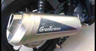 Hình ảnh pô Granturismo đẳng cấp và đẹp dành cho xe Honda SH