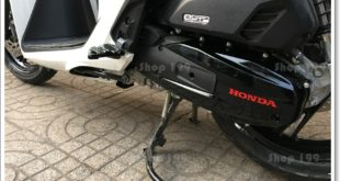 Picture of xe Sh 2018 2019 2020 độ Sporty Sơn sporty bảo đảm năm 2018 2019 2020 trong tp HCM
