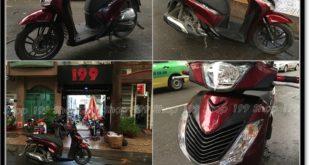 Image: Xe Sh Việt Nam 150i 2015 Smartkey độ lên dàn áo giống Sh italy 150i 2010 186203